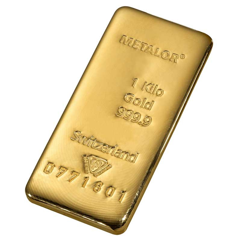 1 Kg Gold Bar Purchase Best Price